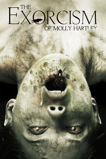 Poster of The Exorcism of Molly Hartley
