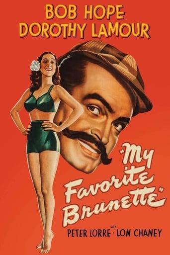 Poster of My Favorite Brunette