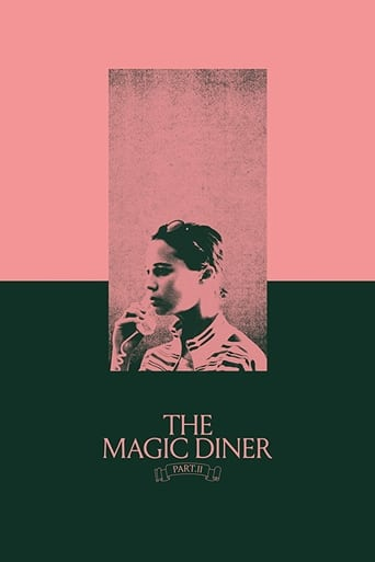 The Magic Diner Pt.II poster