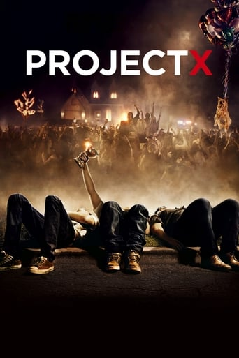 Poster of Project X