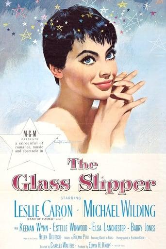 Poster of The Glass Slipper