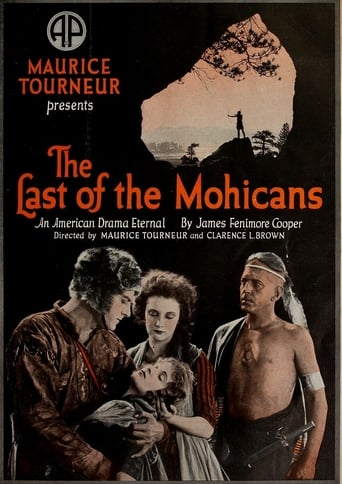 Poster of The Last of the Mohicans