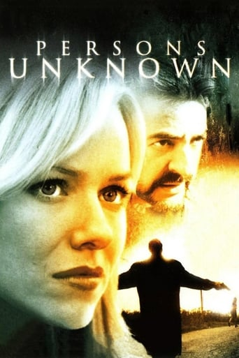 Poster of Persons Unknown