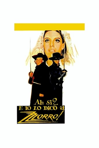 Poster of Who's Afraid of Zorro