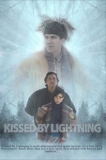 Poster of Kissed by Lightning