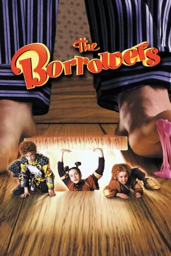 Poster of The Borrowers