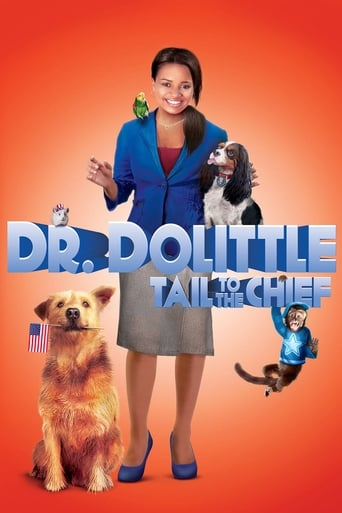 Poster of Dr. Dolittle: Tail to the Chief