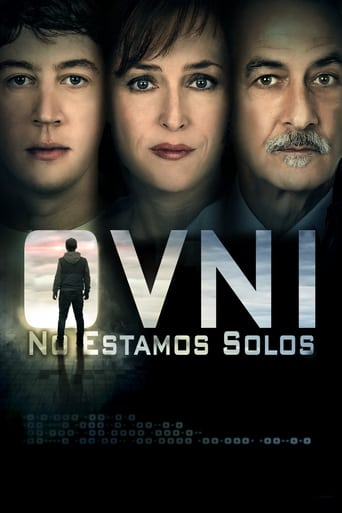 Poster of OVNI: No estamos solos