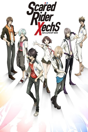 Poster of Scared Rider Xechs