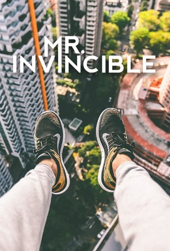 Mr. Invincible poster