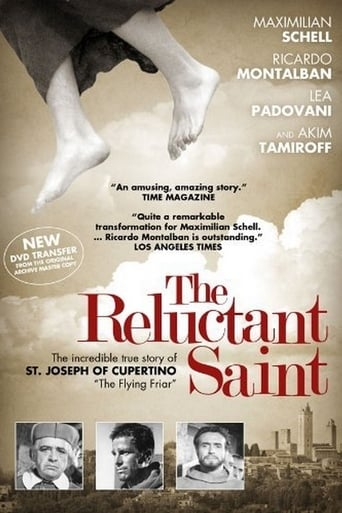 Poster of The Reluctant Saint
