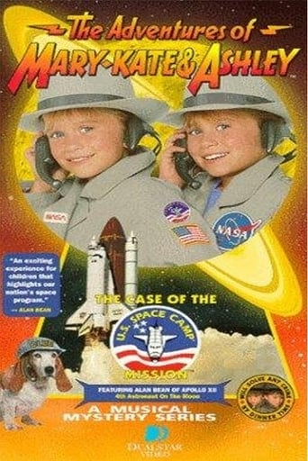 Poster of The Adventures of Mary-Kate & Ashley: The Case of the U.S. Space Camp Mission