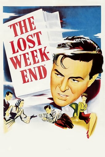 Poster of The Lost Weekend