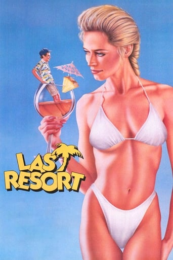 Poster of Last Resort