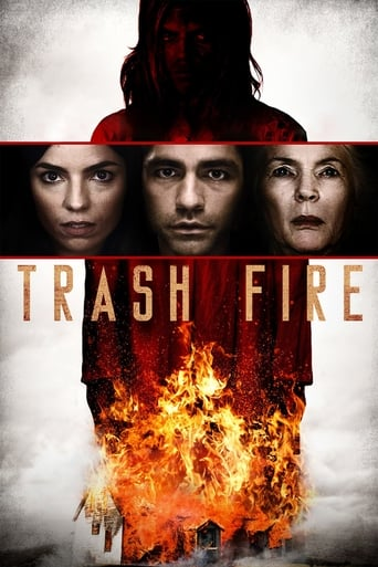 Poster of Trash Fire