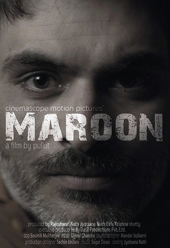 Poster of Maroon