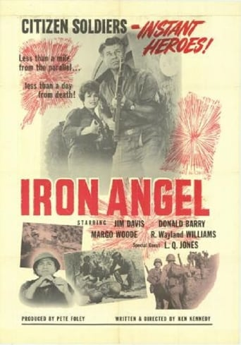Poster of Iron Angel