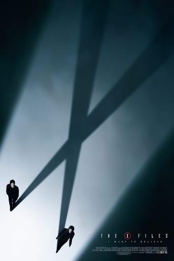 Poster of Akta X - Chci uvěřit