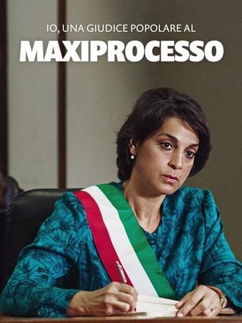 Poster of Io, una giudice popolare al Maxiprocesso