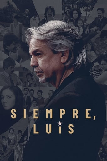 Poster of Siempre, Luis