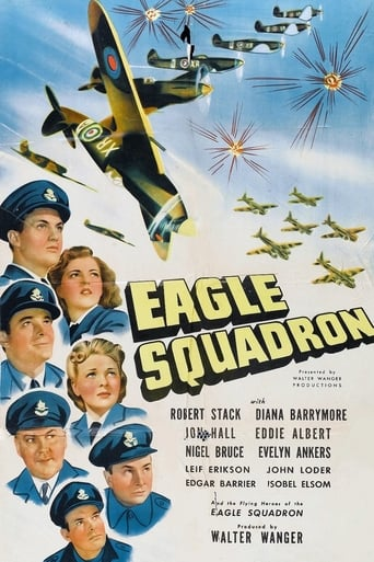 Poster of Eagle Squadron
