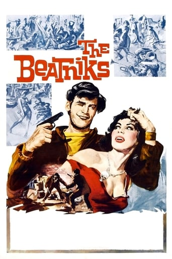 Poster of The Beatniks