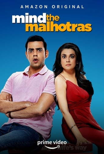 Poster of Mind the Malhotras