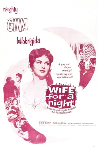 Poster of Wife for a Night