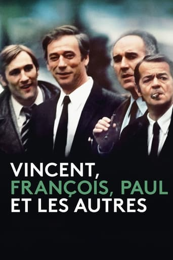 Poster of Vincent, Francois, Paul and the Others