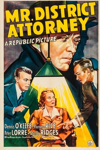 Poster of Mr. District Attorney