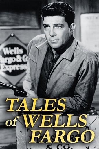 Poster of Tales of Wells Fargo