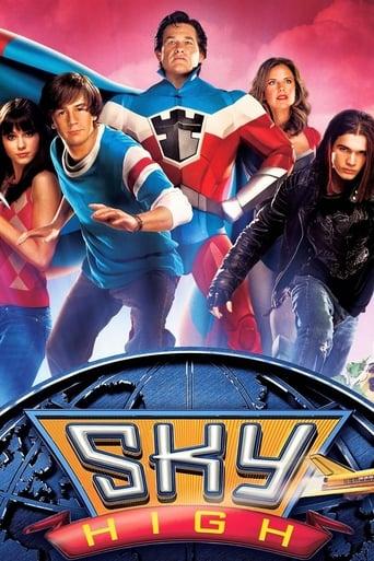 Sky High - Super Escola de Heróis
