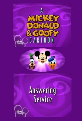 Poster of Answering Service