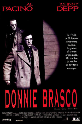 Poster of Donnie Brasco