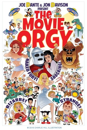 Poster of The Movie Orgy