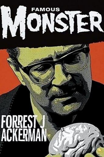 Poster of Famous Monster: Forrest J Ackerman