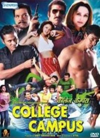 Poster of College Campus
