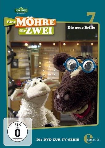 Poster of Sesamstraße präsentiert: Eine Möhre für zwei
