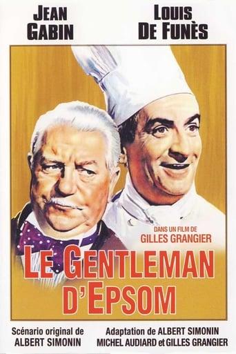 Poster of Gentleman z Epsomu
