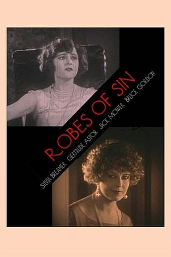 Poster of Robes of Sin
