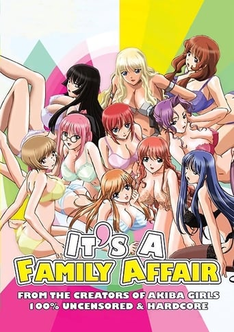 Poster of It's a Family Affair