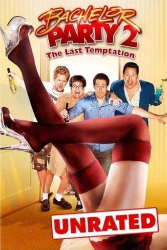 Poster of Bachelor Party 2: The Last Temptation