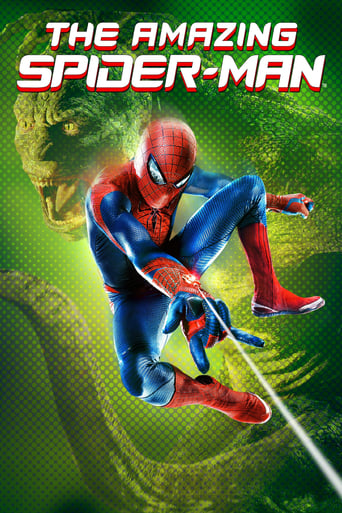 Poster of The Amazing Spider-Man