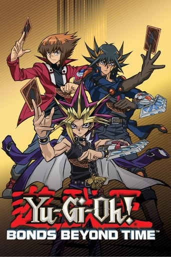 Poster of Yu-Gi-Oh! 3D: Bonds Beyond Time