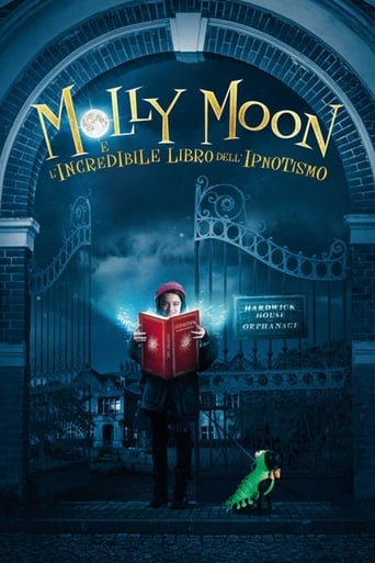 Poster of Molly Moon e l'incredibile libro dell'ipnotismo
