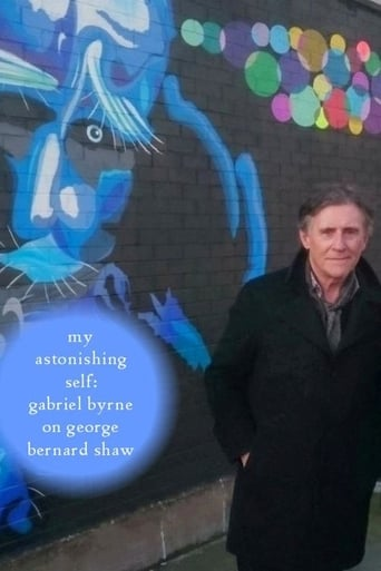 My Astonishing Self: Gabriel Byrne on George Bernard Shaw poster