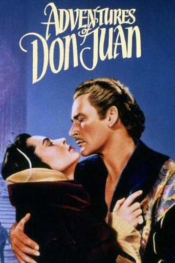 Poster of Adventures of Don Juan