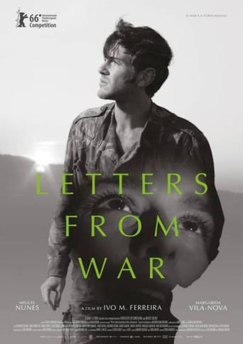 Poster of Letters from War