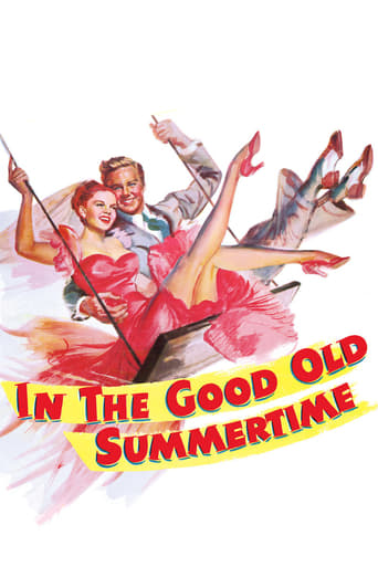 Poster of In the Good Old Summertime