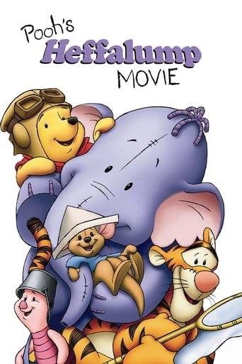 Poster of Pooh's Heffalump Movie